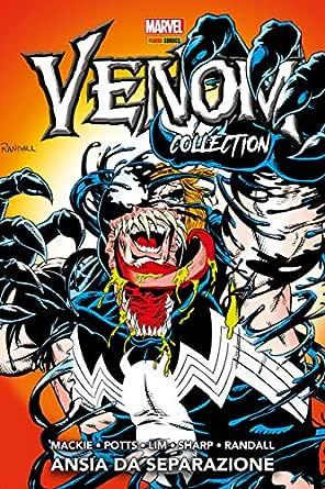 Venom Collection 7: Ansia da separazione (Italian Edition ...