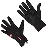Winter Gloves Windproof Thermal for Men Women Ideal for Sport Outdoor Running Cycling Hiking Driving Climbing Touch…