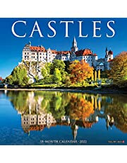 Castles 2022 Wall Calendar