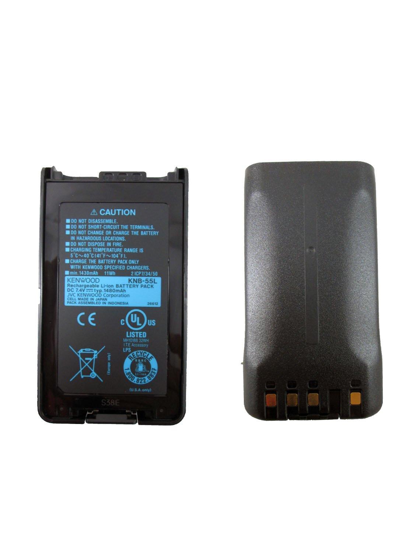 1200mAh KNB-24 KNB-35 Battery For KENWOOD TK-2140 TK-3148 TK-2160 TK-2170 NX-220