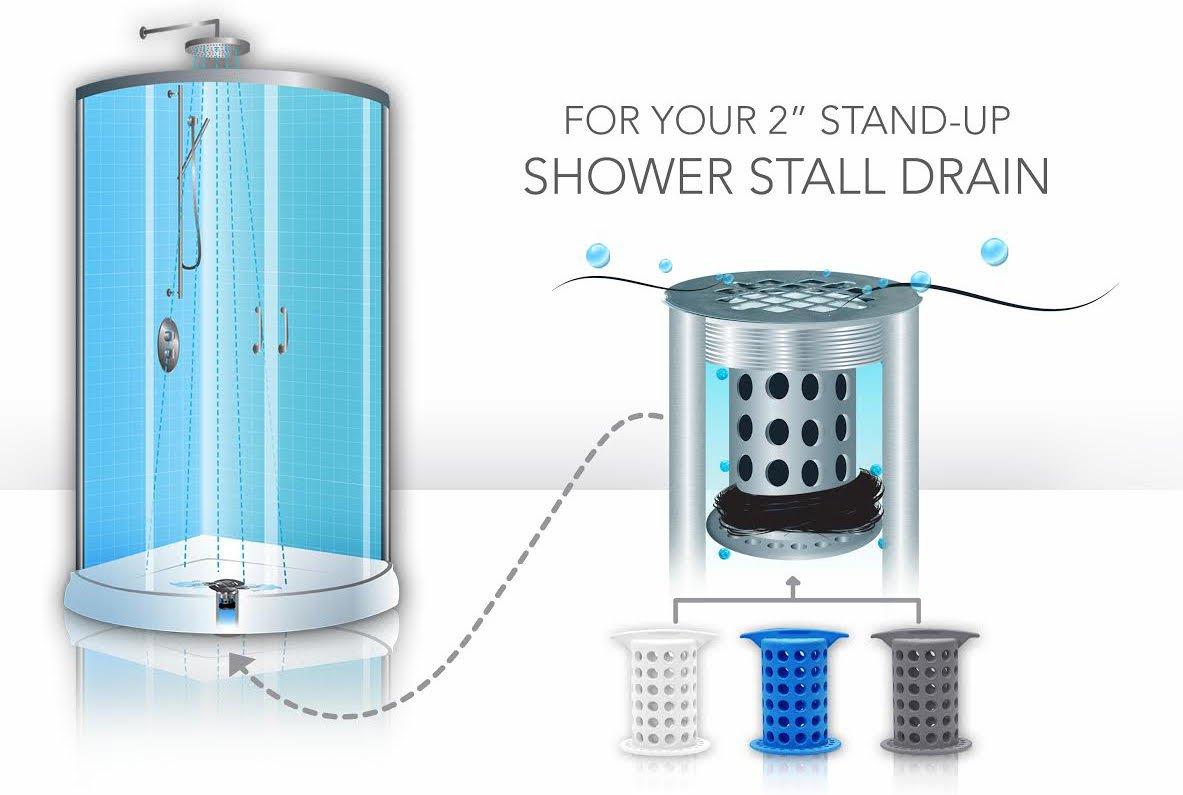 Blu TubShroom Filtro