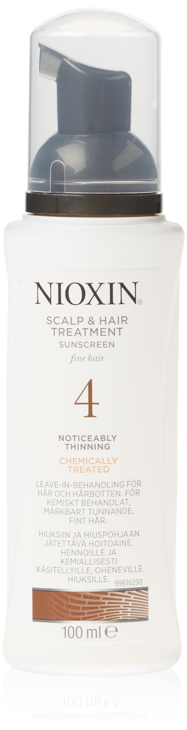 Nioxin Scalp Treatment System 4 100 ml product image