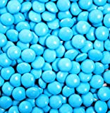 Chocolate Gems 2.5 Pounds Turquoise Light Blue
