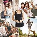 SLENDSHAPER Firm Tummy Control Shapewear Tank Top Compression Underwear for Women