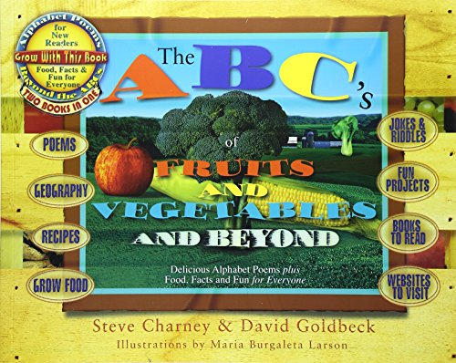 The ABCs of Fruits and Vegetables and Beyond by Brand: Ceres Press