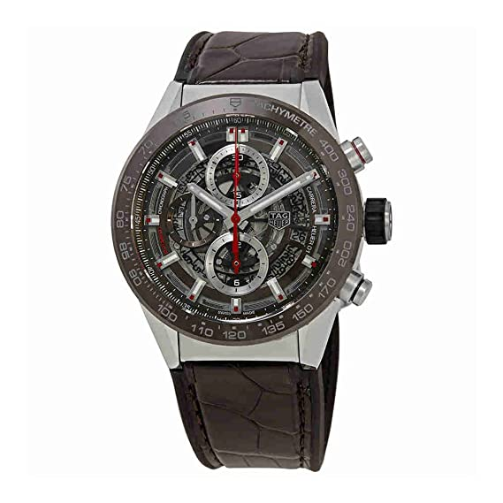 Reloj Tag Heuer Carrera Chrono CAR201UFC6405