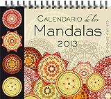 Calendario de los mandalas 2013 (Spanish Edition)
