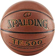 Spalding TF-500 Composite Indoor/Outdoor Basketball