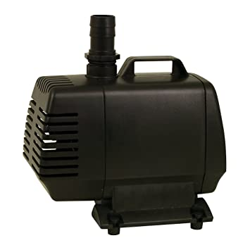 Amazoncom TetraPond Water Garden Pump GPH Pet Supplies