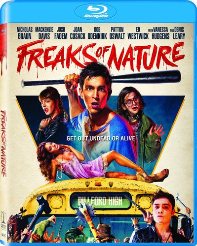 Blu-ray : Freaks of Nature (Ultraviolet Digital Copy, Widescreen, , Dolby, AC-3)