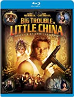 Big Trouble In Little China Blu-ray by 20th Century Fox Home Entertainment