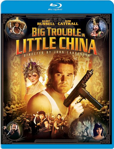 Blu-ray : Big Trouble In Little China (, Dubbed, Dolby, AC-3, Digital Theater System)