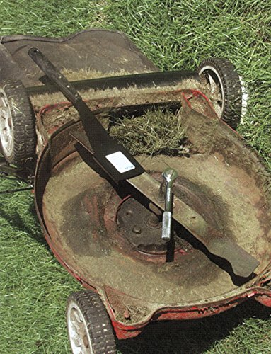 Lawn Mower Blade Holder, 8 In. Handle