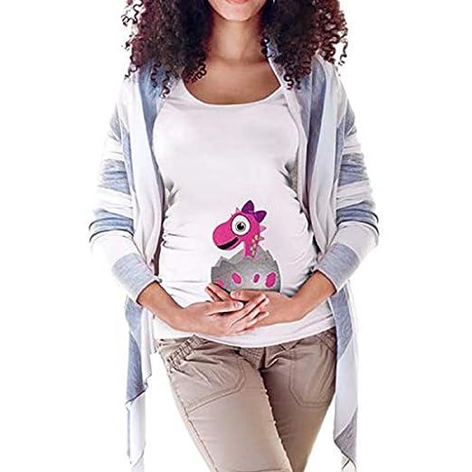 Amazon Com Otinice Women S Easter T Shirt Maternity Mommy Letter