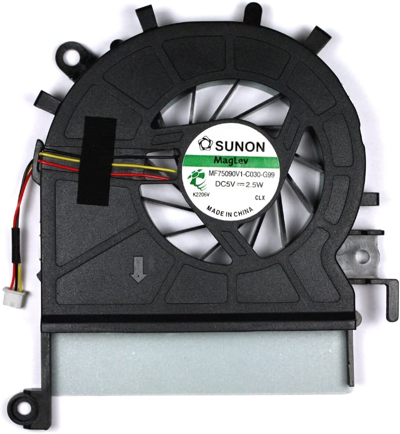 Power4Laptops Replacement Laptop Fan for Acer Aspire 5749Z-4706, Acer Aspire 5749Z-4809, Acer Aspire 5749Z-B964G32MNKK, Acer Aspire 5749Z-B964G50MNKK