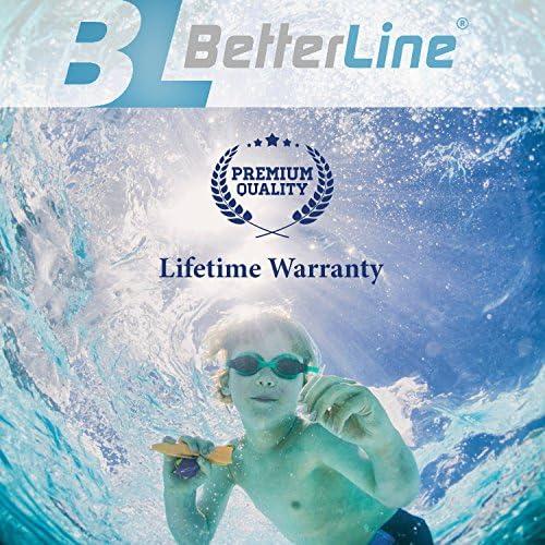 BETTERLINE Better Line df4e4tg swimfun Torpedo de Juguete se desliza bajo el Agua/ /4/Torpedos de inmersi/ón de Colores en Cada Paquete /Ni/ños Mejorar Nadar/