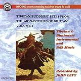 Tibetan Buddhist Rites From The Monasteries of Bhutan Vol 4: Instrumental & Folk Music