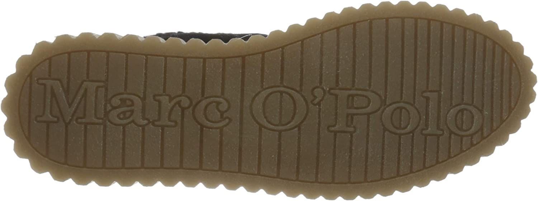 Marc O\'Polo 816065001332, Bottine Chelsea Femme 990 Noir