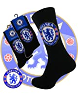 2 PAIRS OF OFFICIAL FOOTBALL TEAM SOCKS, VARIOUS TEAMS & SIZES
