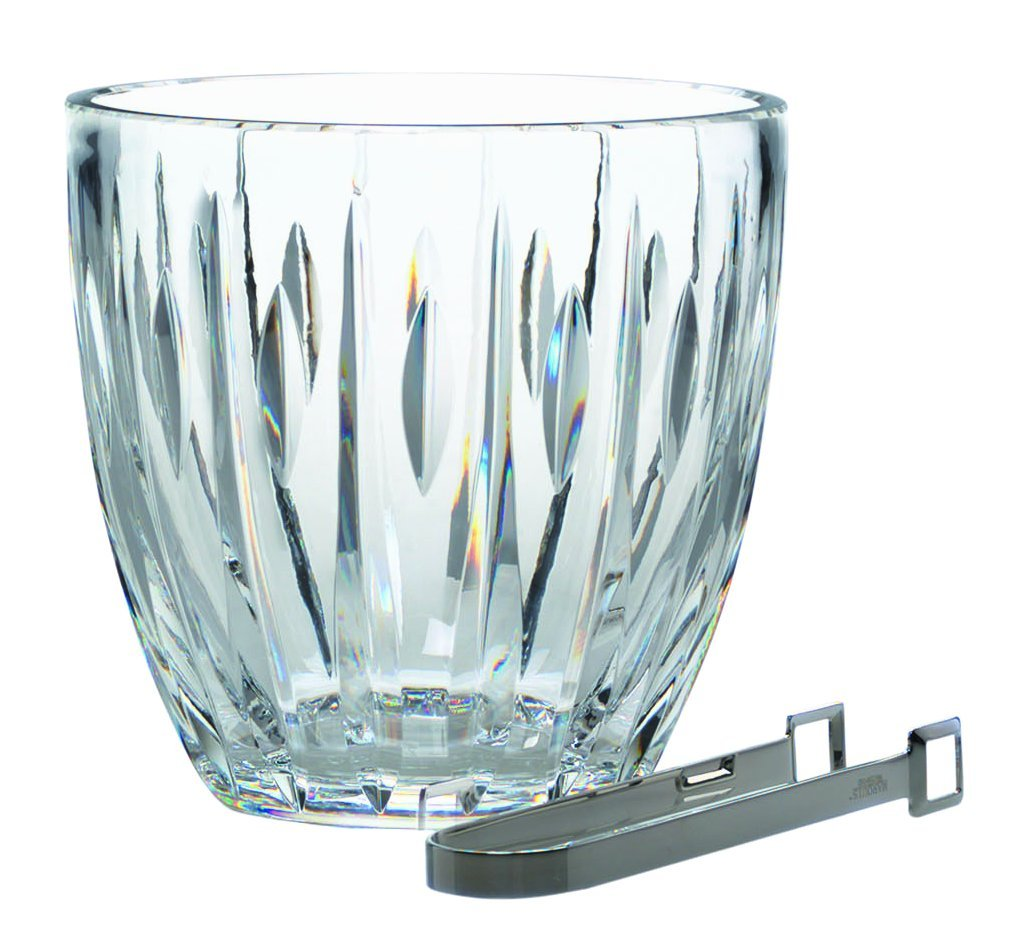 Marquis by Waterford Sheridan Ice Bucket with Tongs