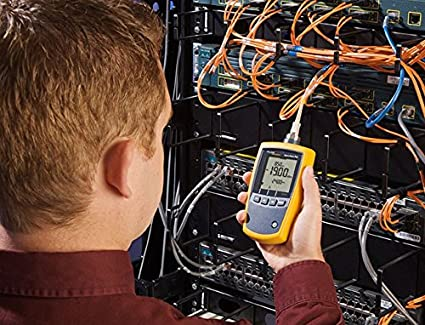 Fluke Networks Simplifiber Sfpowermeter Pro Optical Power Meter 1 X Sc 1 X Usb Network And Cable Testers Amazon Com Industrial Scientific