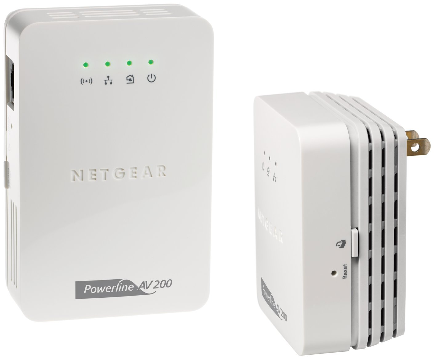 NETGEAR Powerline 200Mbps to N300 Wi-Fi Access Point (XAVNB2001) by NETGEAR