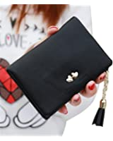 Women Tassel Clutch Purse Organizer HN Women Wallets On Clearance