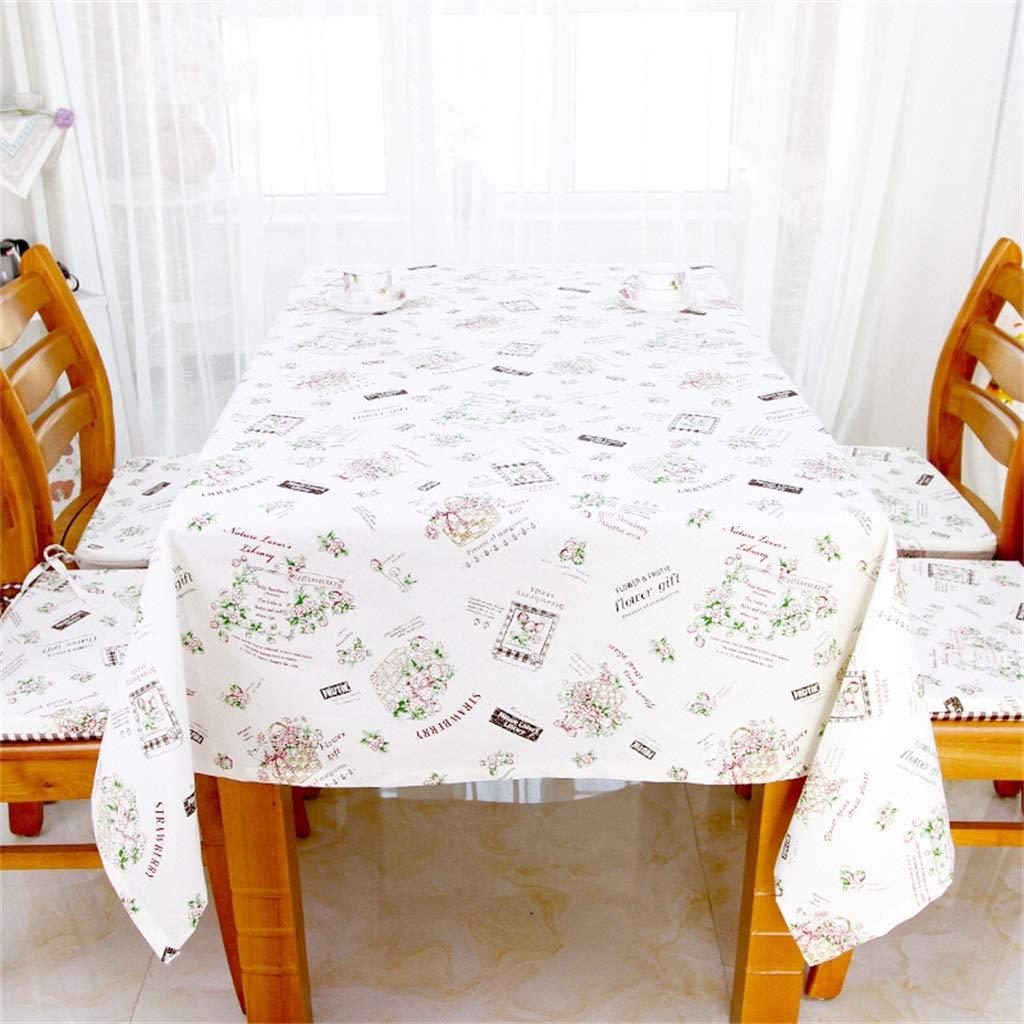新 綿のリネンのテーブルクロスのテーブルクロスのコーヒーテーブルクロスの埃と埃のカバー布の柔らかい (色 : Z, サイズ さいず : W135*L230CM) W135*L230CM Z B07R27R1MP