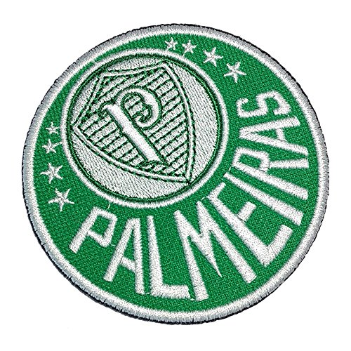 fan products of TSP082 Palmeiras SP Brazil Shield Football Soccer Embroidered Patch Iron or Sew