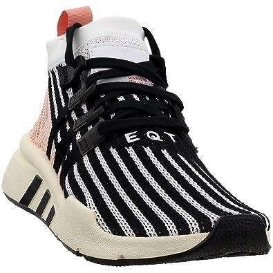new concept 00162 a9779 adidas Mens EQT Support Mid Adv Primeknit Casual Sneakers,