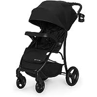 Kinderkraft Wózek spacerowy CRUISER, Spacerówka, Wózek dziecięcy, Regulowane oparcie i podnózek, Pozycja leżąca…
