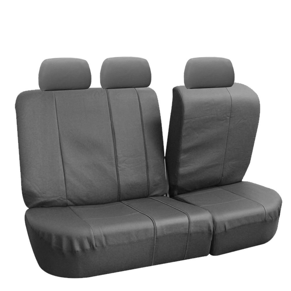 FH Group Universal Fit Full Set Deluxe Seat Cover