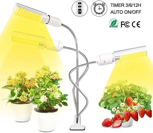 Lampade Per Piante Da Appartamento.G Taste Lampade Per Piante Da Interno 75w 150 Led Full Spectrum 3