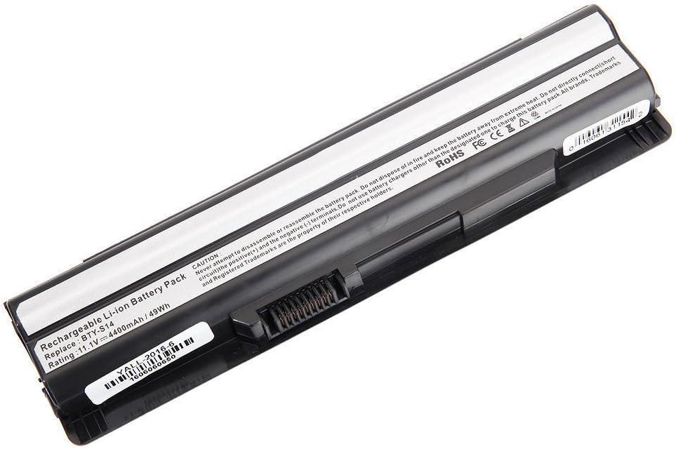 NextCell Battery for MSI GE70 0NC-008NI 0NC-009RU GE70 0N-003US 0NC-008NI 0N-010NE CR41 CR61 CX41 CX61 CR70 CX70 CR650 CX650 FR400 FX400 FX420 FR600 FX600 FX600MX FX603 FR720 FX720 FX610 FX620DX FR700