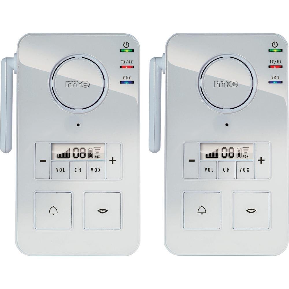 Interphone sans fil m-e GmbH FS 2.1 blanc 99 canaux product image