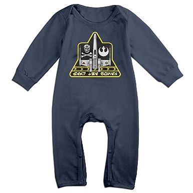 Amazon Com Kiddos Baby Infant Romper Science Fiction Franchise Long