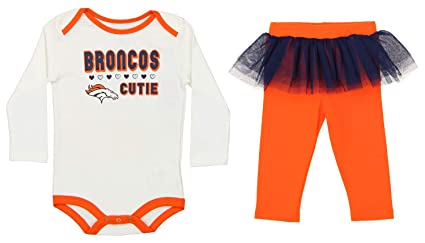 d553193d Amazon.com: Outerstuff NFL Newborn and Infant Girls Team Color ...