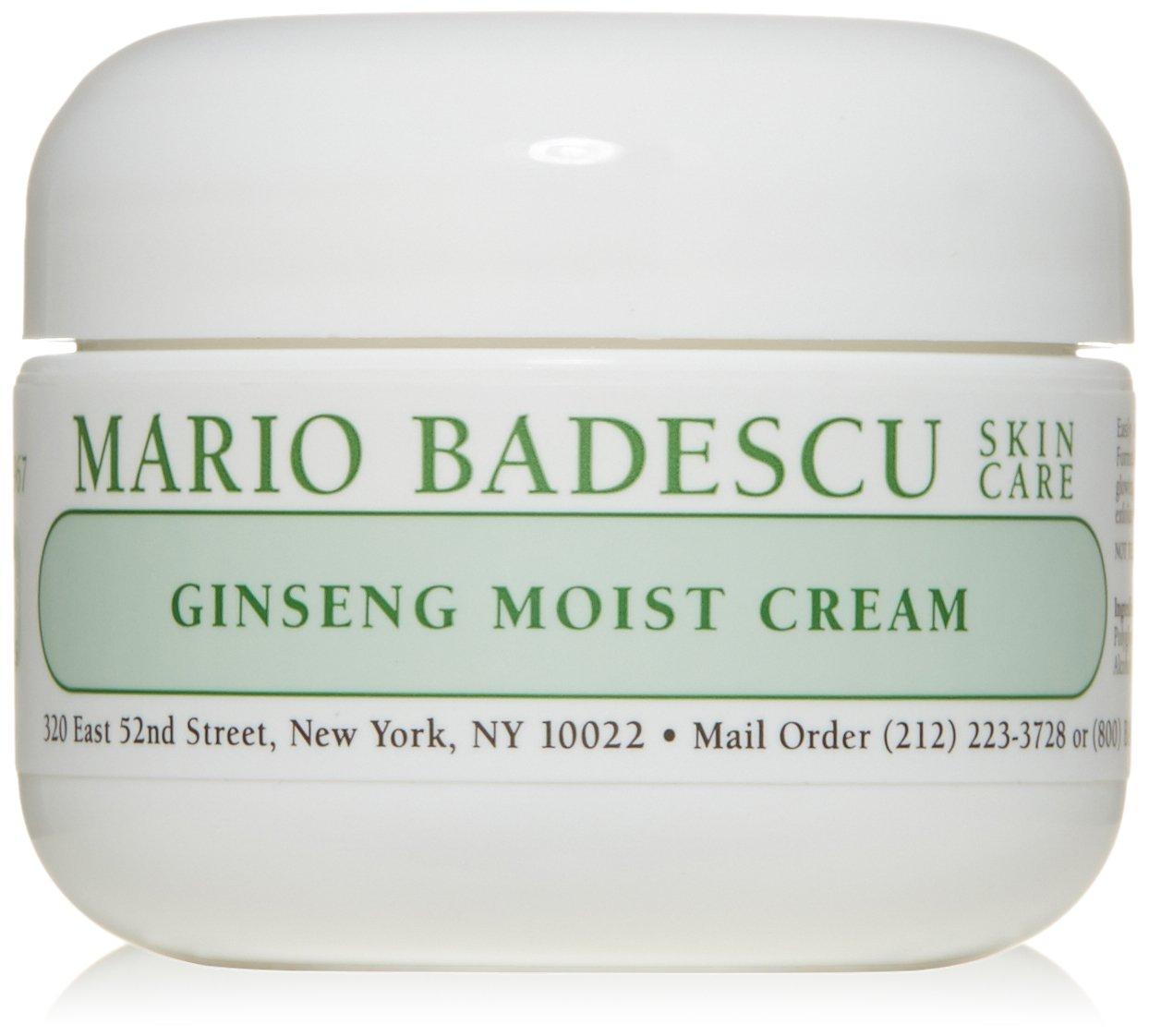 Mario Badescu Ginseng Moist Cream For Combination Dry Sensitive Skin Types 29ml 1oz