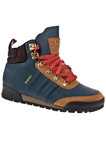new style a099f fdec4 Amazon.com Adidas Jake Blauvelt Boot 2.0 Midnight BlueTimberCollegiate  Red 9 M US Shoes