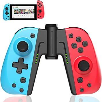 Elyco Mando para Nintendo Switch, Bluetooth Wireless Controller Gamepad Joystick Joycon Función Turbo Controlador Compatible con Nintendo Switch Inalámbrico Controller: Amazon.es: Electrónica