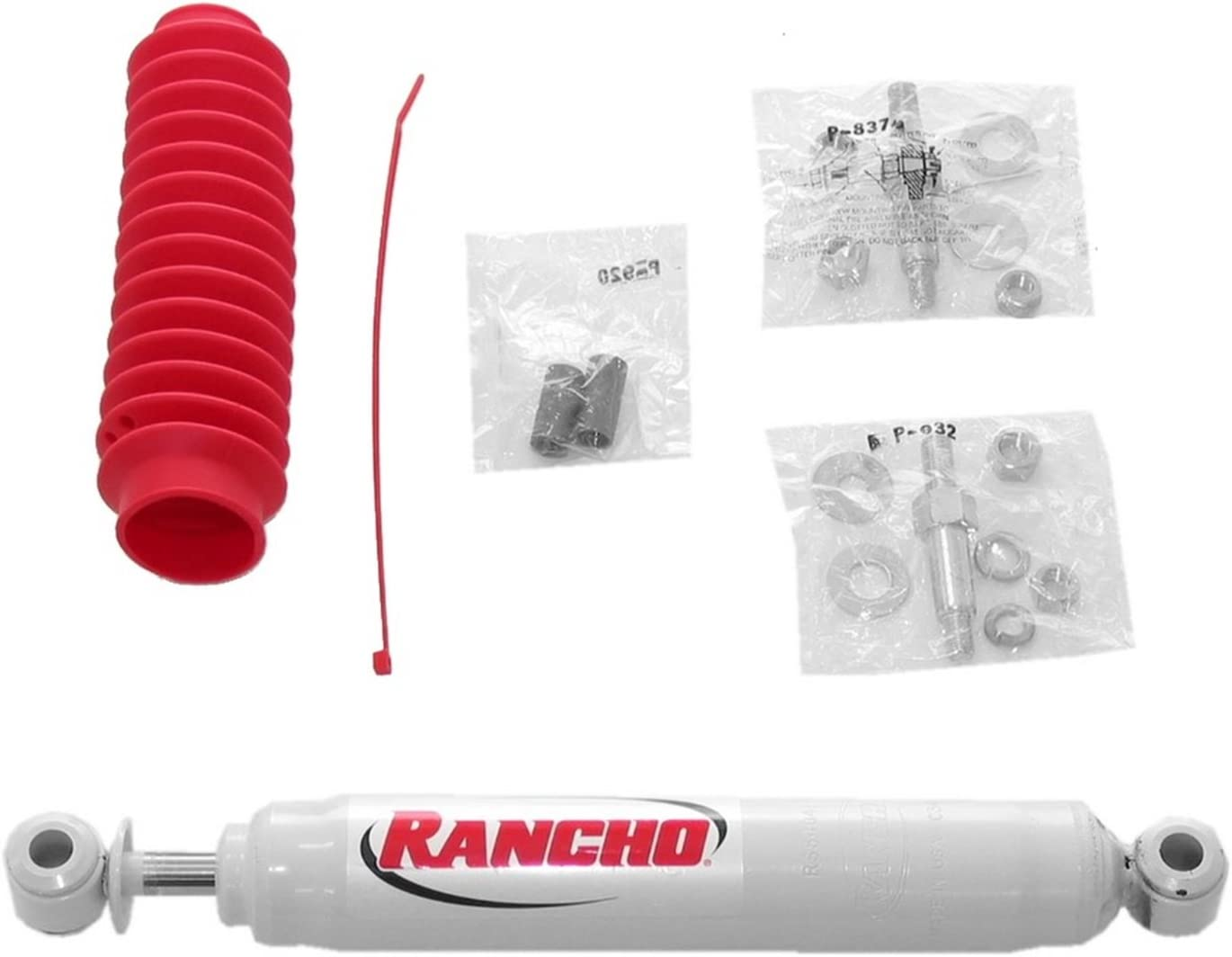Rancho RS5406 RS5000 Series Steering Stabilizer
