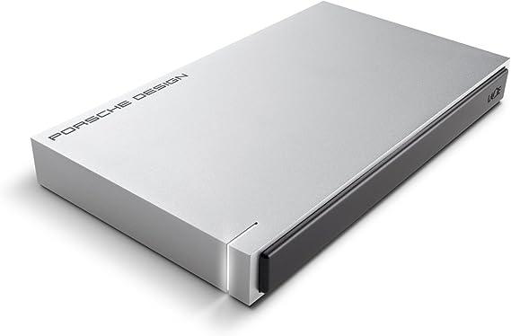 LaCie Porsche Design - Disco Duro portátil, 1TB (USB 3.0), Color ...
