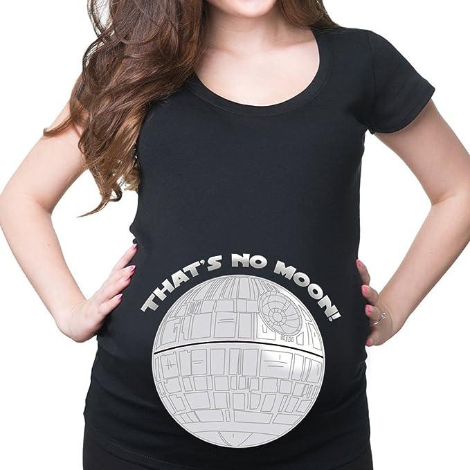 MEIHAOWEI Cartoon Maternity Top Funny Embarazo Camisetas Embarazadas tee Shirt: Amazon.es: Ropa y accesorios