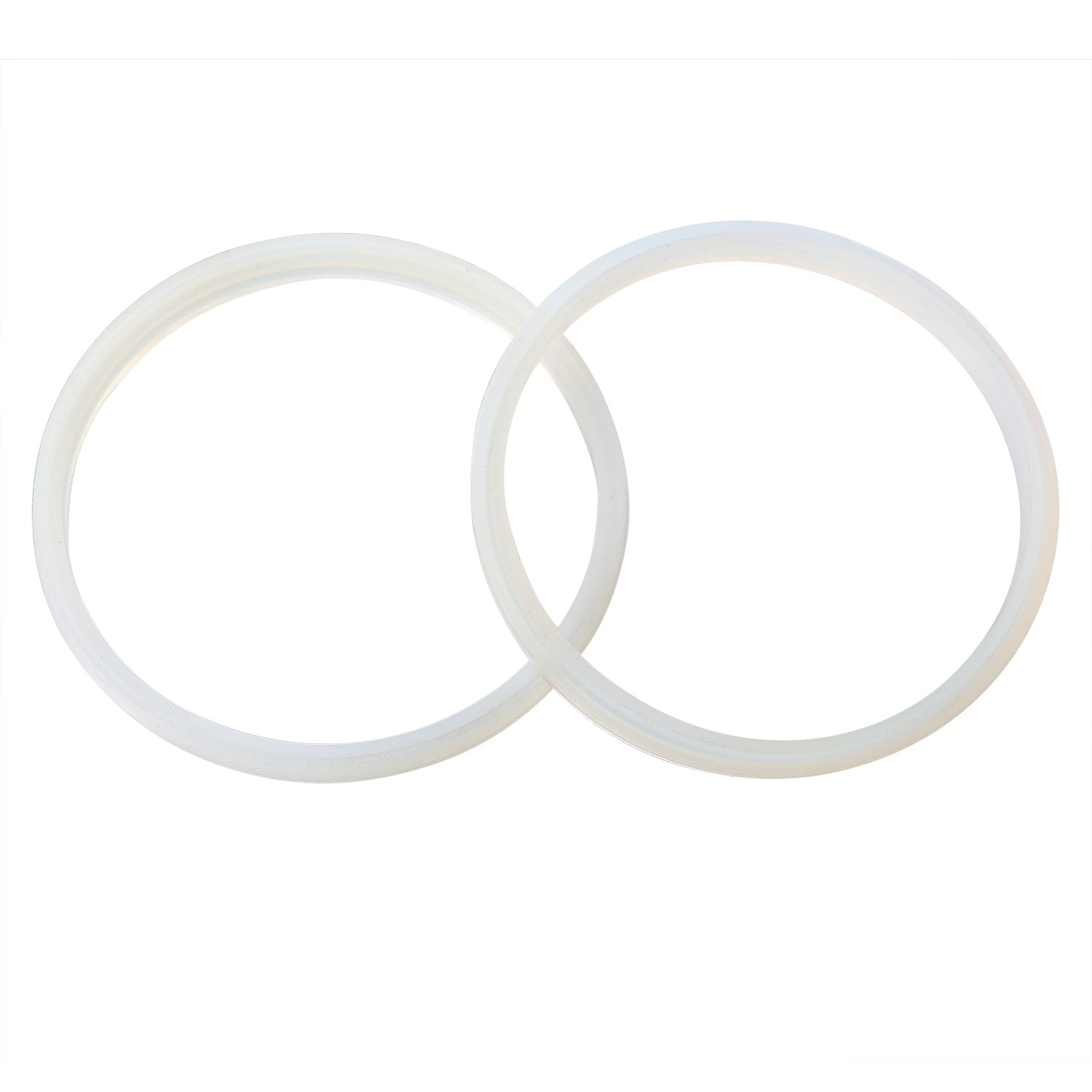 Hakka Sausage Stuffer Spare Plunger Gasket for Vertical and Horzontal 3-5-7 Liters Sausage Maker(Pack of 2)