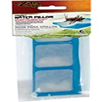 Zilla 100111733 Reptile Food Cricket Water Pillows, 6-Pack