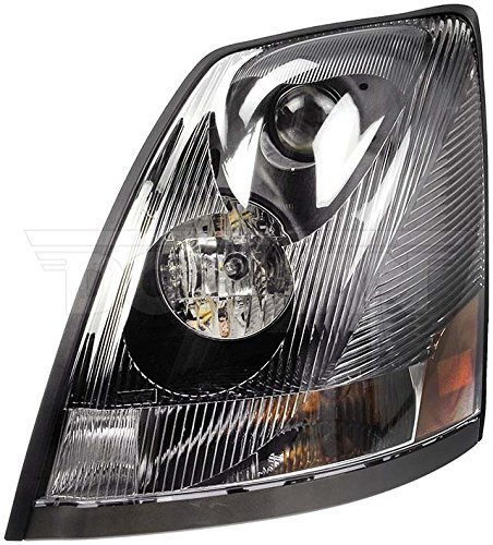 Dorman 888-5506 Driver Side Headlight Assembly For Select Volvo Models
