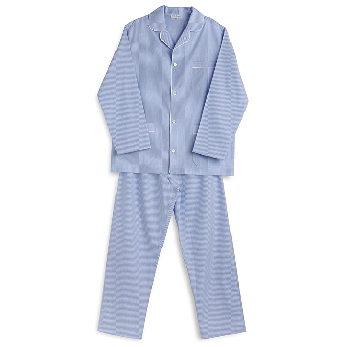negozio online a78f5 845d1 Modello 1 uomo, pigiama lungo aperto davanti i pregiatissima ...