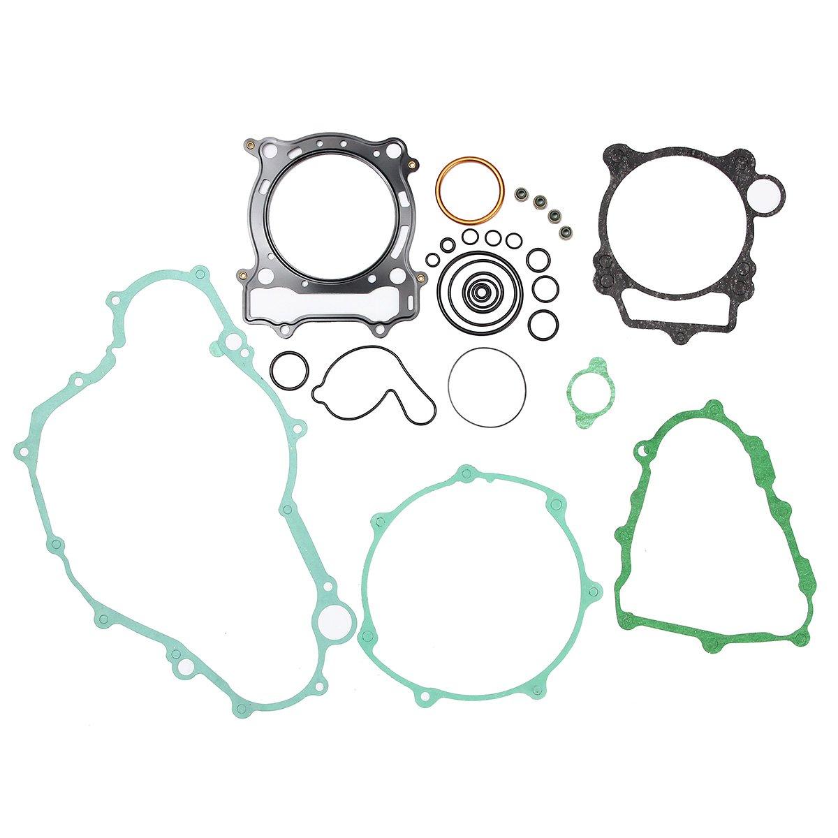 New Complete Engine Gaskets Kit Set For Yamaha YFZ450 YFZ 450 2004 2005 2006 2007 2008 2009