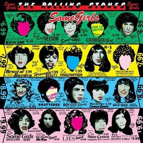 Some Girls (SHM-SACD) (Stones Girls Cd Some Rolling)