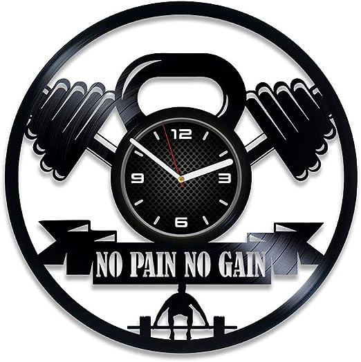 Body Solid STRENGTH TRAINING WALL CLOCK Gym Bodybuilding Weightlifting STT45